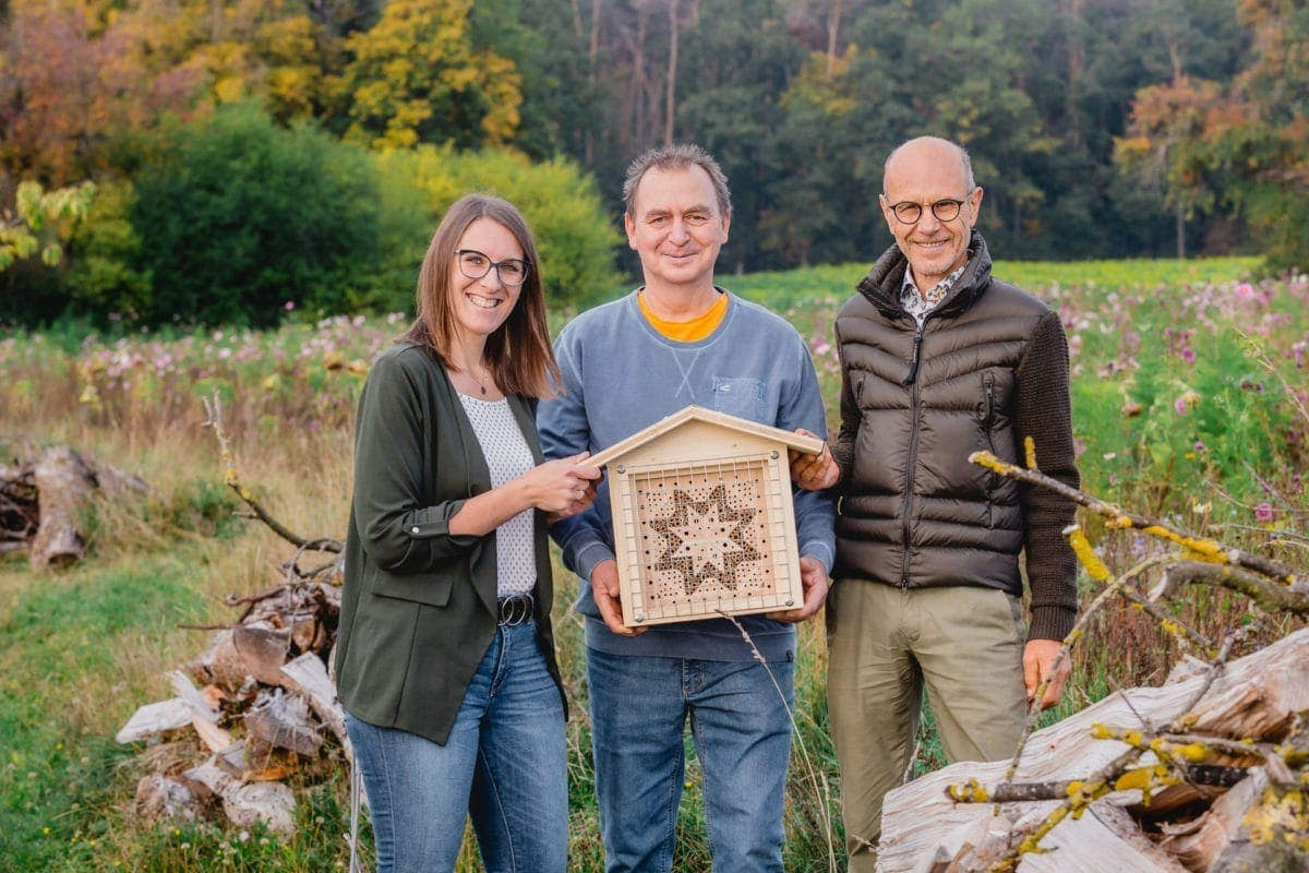 Team Wildbienenglück