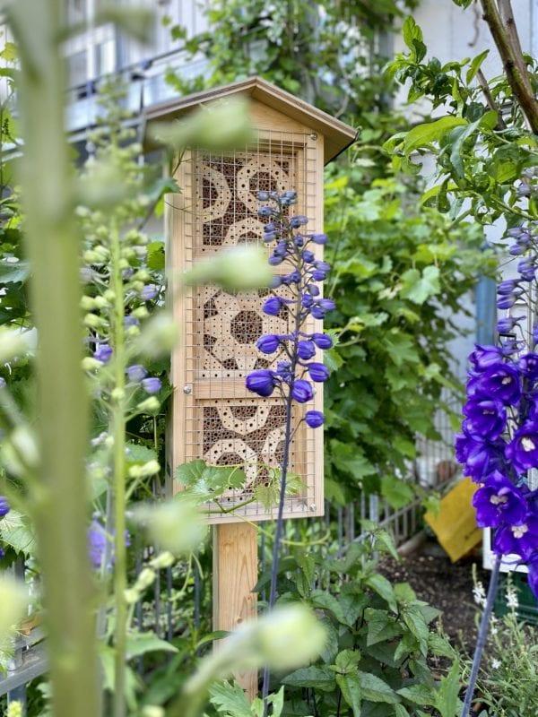 Insektenhotel kaufen - Deko für den Garten!
